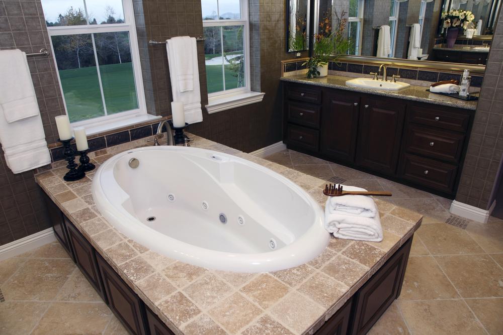 About us finish pro bathtub refinishing for Whirlpool tub bathroom designs