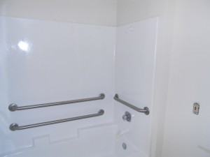 Bathtub and Shower Surround Refinishing