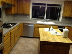 Kitchen Tile Counter Top Refinished (1)